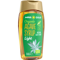 Maya Gold Organic agaavisiirup, Light (250 ml/350 g)