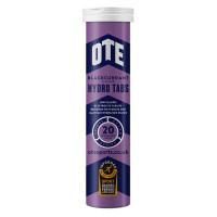 OTE Hydro Tabs spordijoogi tabletid, Blackcurrant (20 x 0.4 g)
