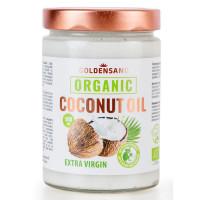 GOLDENSAND mahe külmpressitud extra virgin kookosõli (500 ml)