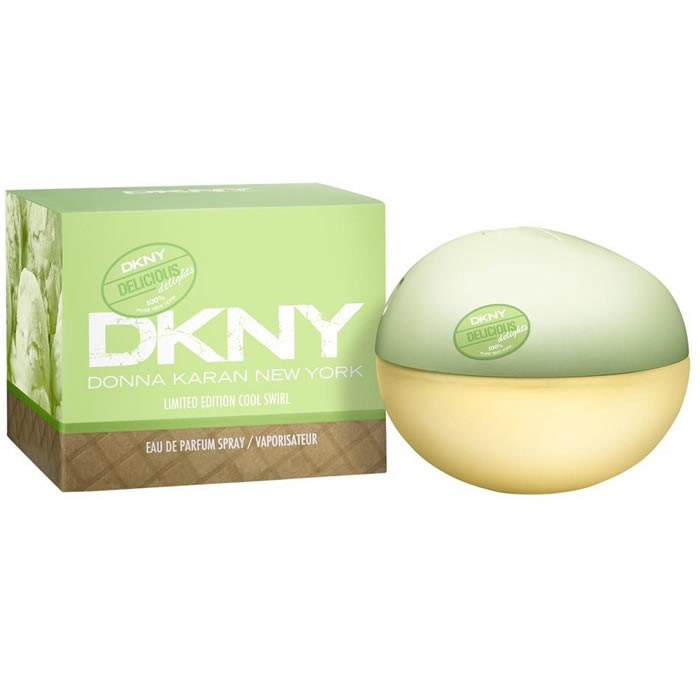 DKNY Delicious Delights Cool Swirl EDT (50 ml)