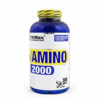 FitMax Amino 2000, 300 tabletti.