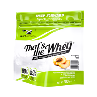 Sport Definition That's the Whey valgupulber, Virsiku (300 g)