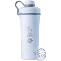 BlenderBottle Radian Insulated Stainless Steel joogipudel, Valge (770 ml)