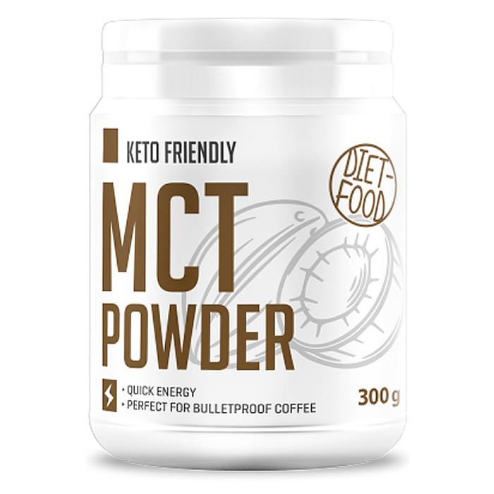 Diet Food MCT kookosõli pulber (300 g)