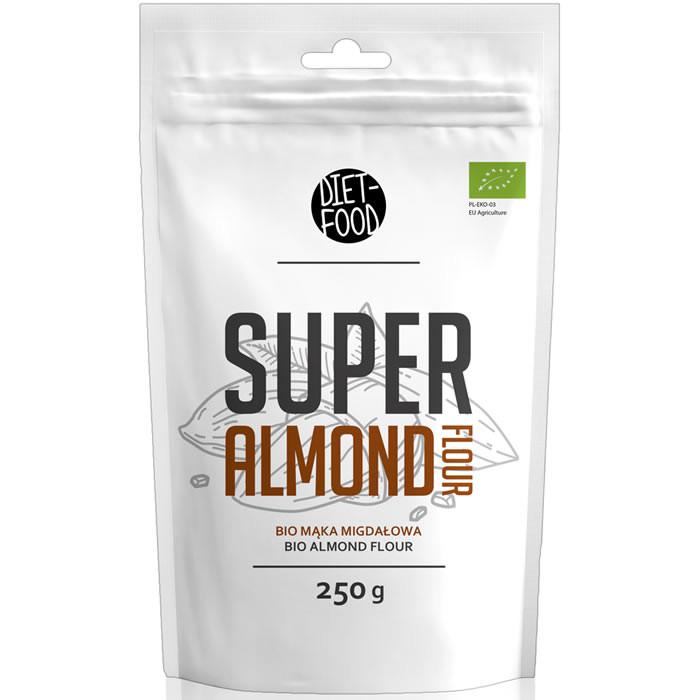 Diet Food Bio Almond Flour mandlijahu (250 g)