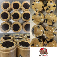 Nuttybite krõmpsuv maapähklivõi maius, Oreo (250 g)