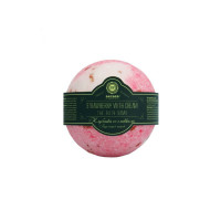 Saules Fabrika vannipall, Strawberry With Cream (145 g)