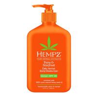 Hempz Yuzu & Starfruit Daily Herbal Moisturiser SPF 30 kehaniisutaja (250 ml)