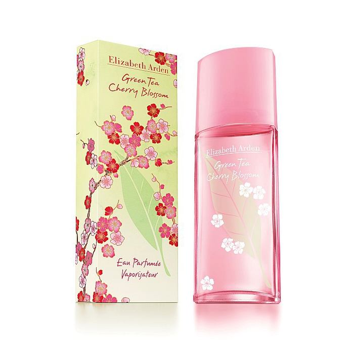 Elizabeth Arden Green Tea Cherry Blossom EDT (100 ml)
