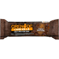 Grenade Carb Killa valgubatoon, Fudge Brownie (60 g)