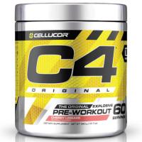 Cellucor C4 Original Pre-Workout, Cherry Limeade (60 serveeringut)