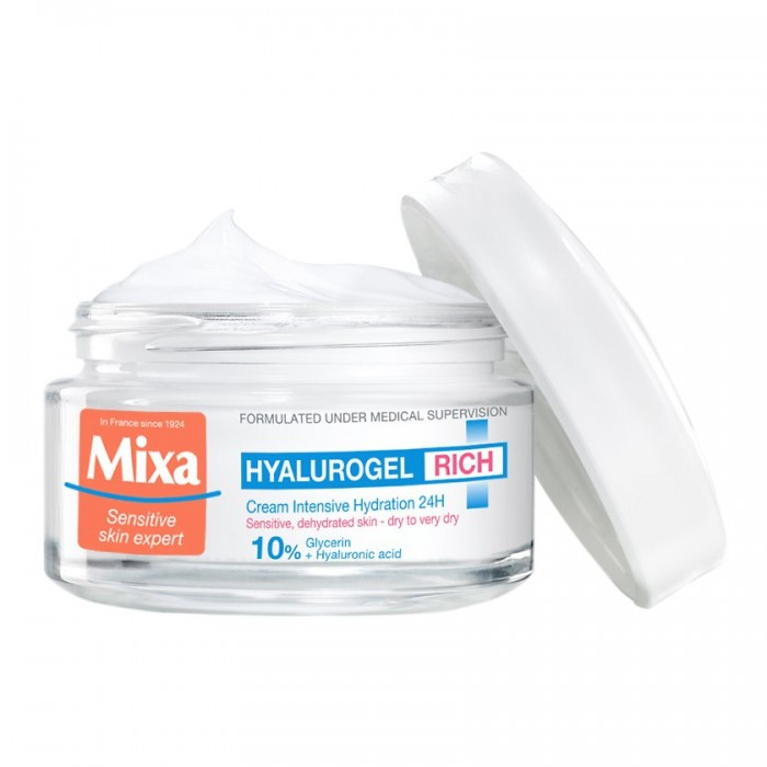 Mixa Hyalurogel Rich 50ml