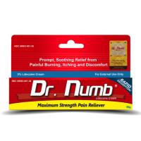 Dr. Numb valutundlikkust vähendav kreem (30 g)
