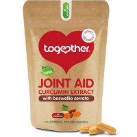 Together Health Joint Aid Herbal Complex kapslid kurkumi ja viirukipuuga (30 tk)