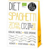 Diet Food Bio Organic Konjac Pasta Shirataki mahe nuudlid, Spaghetti (300 g)