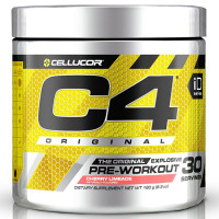 Cellucor C4 Original Pre-Workout, Cherry Limeade (30 serveeringut)