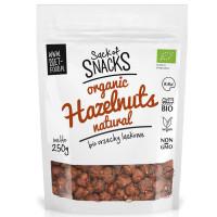Diet Food Bio Hazelnuts orgaanilised sarapuupähklid (250 g). Parim enne 15.05.2019
