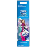 BRAUN Oral-B Extra Soft Stages Power lisaharjad lastele, Frozen (4 tk)