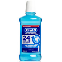 Oral-B suuvesi Professional Protection (500 ml)