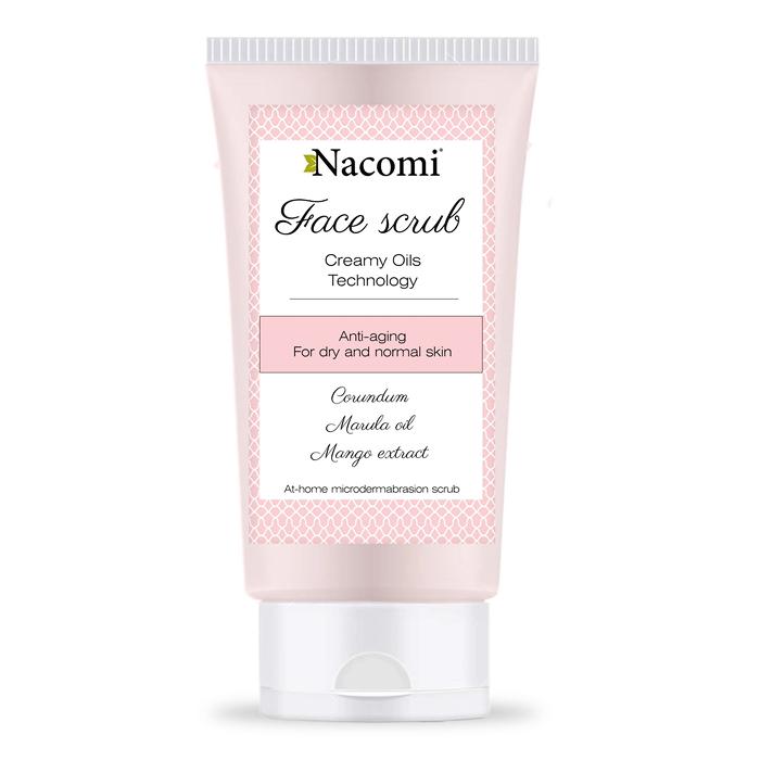 Nacomi Anti-Aging näokoorija (85 ml)