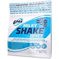 6PAK Nutrition Milky Shake Whey valgupulber, Küpsise (1800 g)