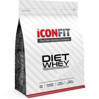 ICONFIT Diet WHEY Protein, Šokolaadi (1 kg)
