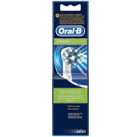 BRAUN Oral-B Cross Action lisaharjad (4 tk)