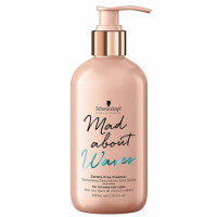 Schwarzkopf Professional Mad About Waves Sulfate Free Cleanser šampoon (300 ml)