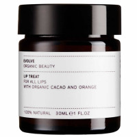 Evolve huulepalsam orgaanilise kakao ja apelsini õliga (30 ml)