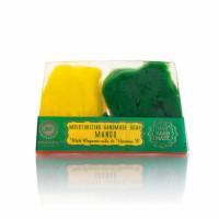 Saules Fabrika käsitööseep, Mango (80 g)