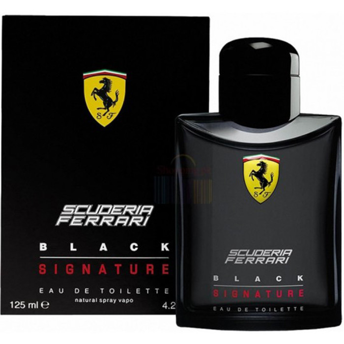 Ferrari Black Signature EDT (125 ml)