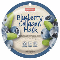 Purederm näomask, Blueberry Collagen