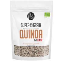 Diet Food Super Grain Bio Quinoa Tricolor kolmevärviline kinoa (400 g)