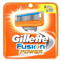 Gillette Fusion Power lisaterad (5 tk)