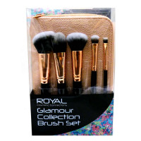 Royal Glamour Collection meigipintslite komplekt vutlariga