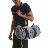 Ript Barrel Bag spordikott, Grey Marl