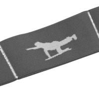 Spokey Yoga Tape tekstiilist kummilint