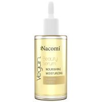 Nacomi Beauty niisutav E-vitamiini-ja lilleõlidega iluseerum näole (30 ml)