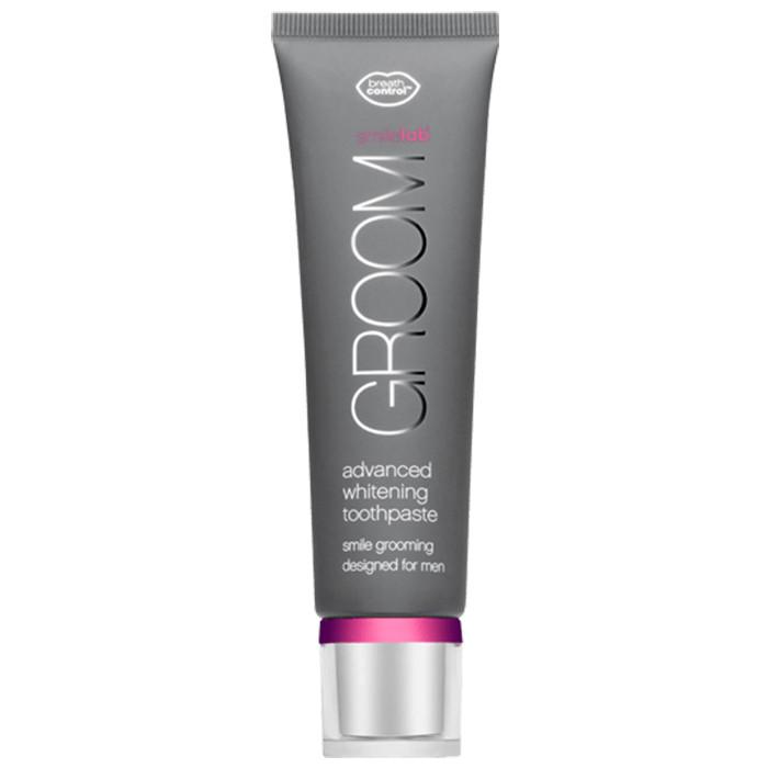 SmileLab valgendav hambapasta Groom Advanced Whitening MEESTELE (75 ml)