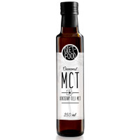 Diet Food Coconut MCT Oil vedel kookosõli (250 ml)