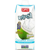 UFC Refresh kookosvesi (500 ml)