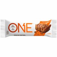 OhYeah! Nutrition ONE Bar valgubatoon, Maapähklivõi piruka (60 g)