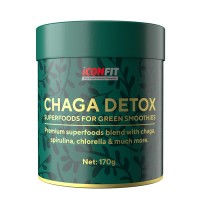 ICONFIT Chaga Detox (Smuutidele, 170 g)