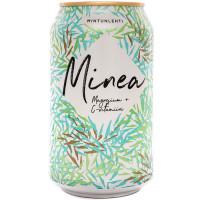 Minea madala suhkrusisaldusega vitaminiseeritud jook, Mündi (330 ml)
