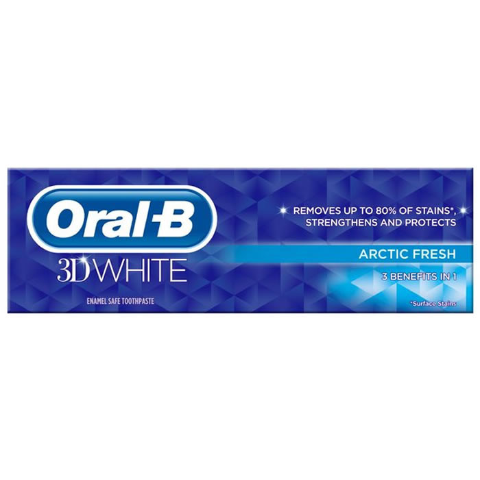 Oral-B 3D White Arctic Fresh hambapasta (75 ml)