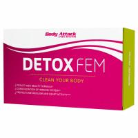 Body Attack Detox FEM kapslid (60 tk)