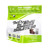 Sport Definition That's The Whey Isolate vadakuvalguisolaat, Šokolaadi (300 g)