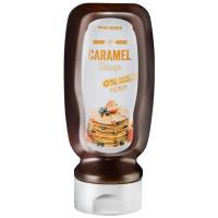 Body Attack kalorivaba kaste, Karamellisiirup (320 ml)