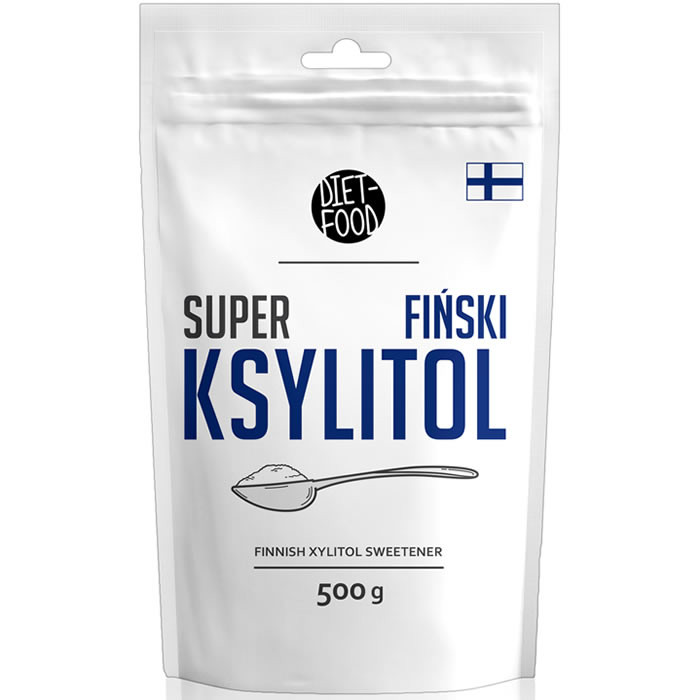 Diet Food Super Finnish Ksylitol ksülitool (500 g)