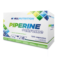AllNutrition Piperine + Chrome kapslid (120 g)